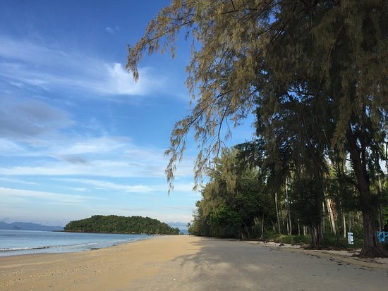 Khlong Muang Beach