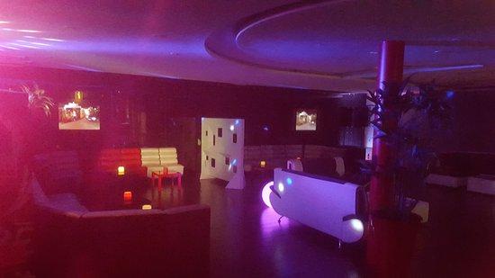 Le Lamentin, Martinique: Salons intérieurs