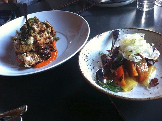Gazi Restaurant : Tasty!