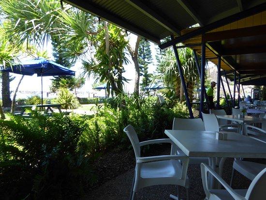 Balcony   Picture of The Waterline Restaurant, Yeppoon   Tripadvisor