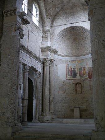 The fascinating Basilica di San Salvatore