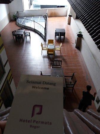 Hotel Permata Bogor: Inside view