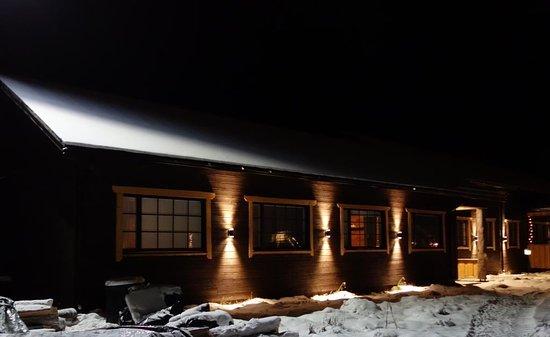 Nellim Wilderness Hotel-billede