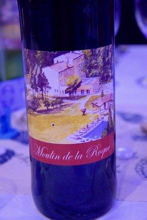 """Moulin de la Roque: The Moulin own """"cru"""""""