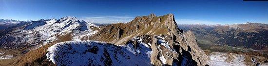 Langwies, Switzerland: Grüenhorn view (1 hour hike)