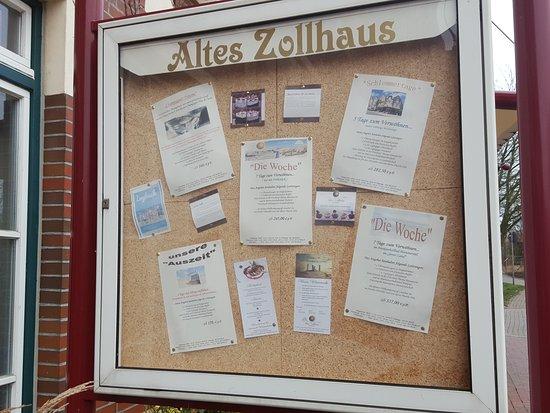altes zollhaus horumersiel restaurant reviews phone number photos tripadvisor. Black Bedroom Furniture Sets. Home Design Ideas