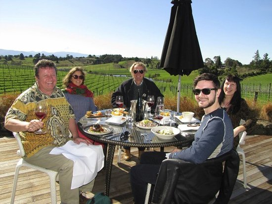 ‪‪Motueka‬, نيوزيلندا: Wine & Dine in Tasman‬