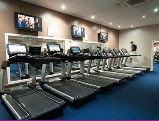Coventry, UK: Our Gym
