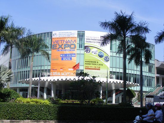 Saigon Exhibition and Convention Center - SECC