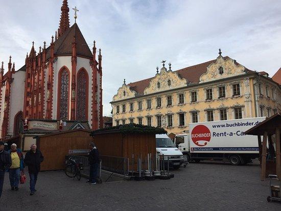 Marktplatz: November 2016