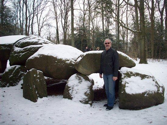 Exloo, The Netherlands: hunnebedden in Groningen