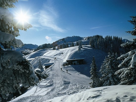 Oostenrijk: Winterwandelen op de Hahnenkamm; Österreich Werbung, Ascher