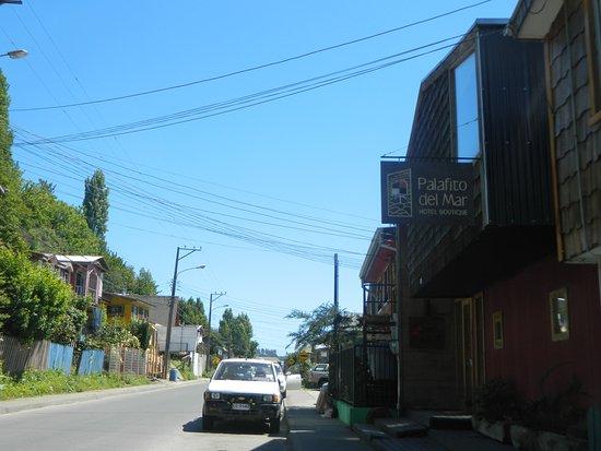 Castro, Cile: cotanera