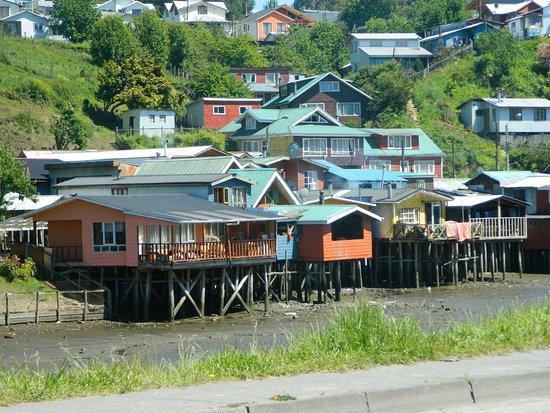 Castro, Cile: palafitos