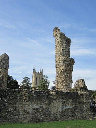Bury St. Edmunds, UK: Abbey