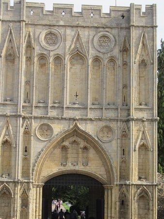 Bury St Edmunds, UK: Gatehouse