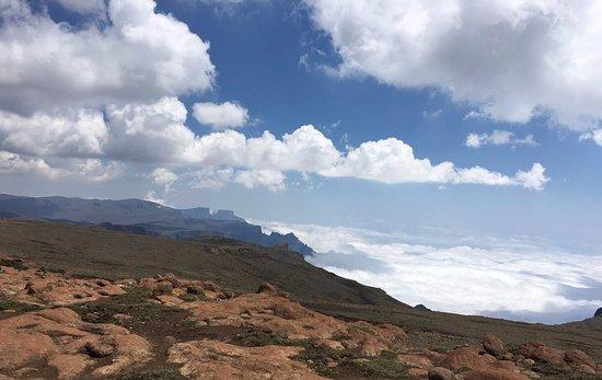 Itchyfeet SA : Mafadi Summit View