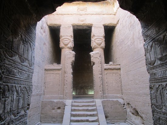 Qena, Egypt: Leading to Hathor Shrine