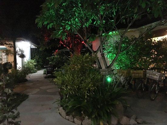 La Passe, Seszele: le soir