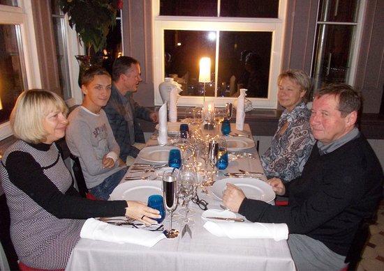 Бад-Эльстер, Германия: Ein toller Abend mit Sternekoch Mario Pattis und Landtagspräsident Dr. Rößler. Sächsisch-Höfisch