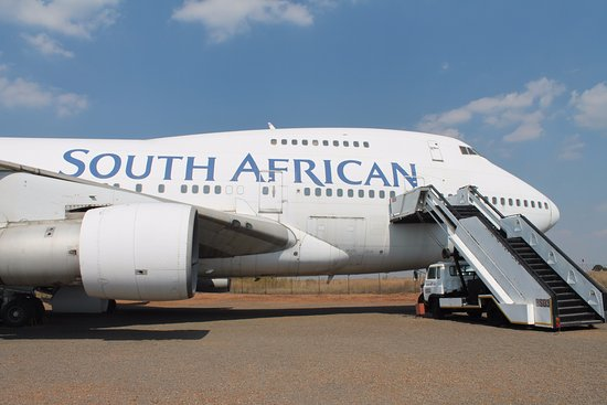 Roodepoort, Sydafrika: South African Airways Museum - Rand Airport
