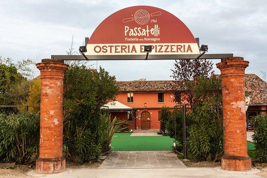 OSTERIA PASSATELLI 1962, Bagnacavallo - Ristorante ...