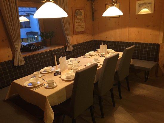 San Valentino alla Muta, Италия: Hotel Hofer
