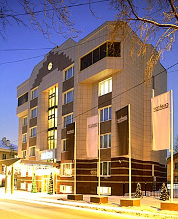 Senator Business Hotel