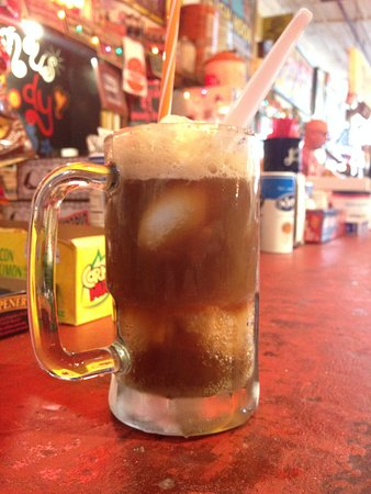 Jefferson, TX: Root Beer Float