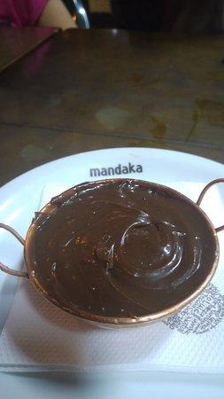 Taguatinga, DF: Delicioso brigadeiro de panela.