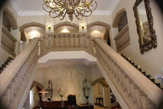 Benoni, South Africa: Grand Lobby