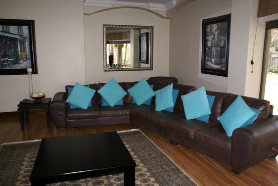 Benoni, Afrika Selatan: Executive Lounge