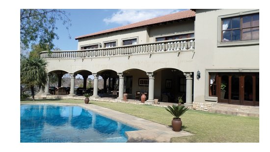 Benoni, South Africa: Swimming pool