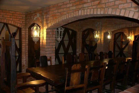 Benoni, South Africa: Authentic Wine Cellar