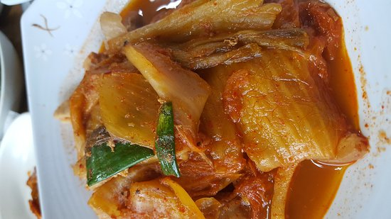 Suncheon, South Korea: 쌍암기사식당