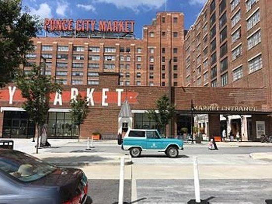 Sightseeing Bus Tours In Atlanta Ga
