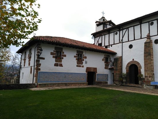 Ezcaray, إسبانيا: Ermita de Ntra. Sra. de Allende.