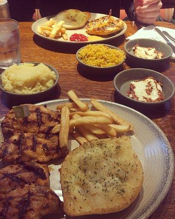 Nando's - Gloucester Road: food