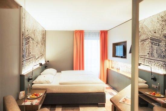 Hotel Freizeit In: 2016 renovierte Zimmer