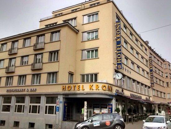 Hotel Krone Unterstrass: photo0.jpg