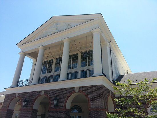 Yorktown, VA: Museum exhibits
