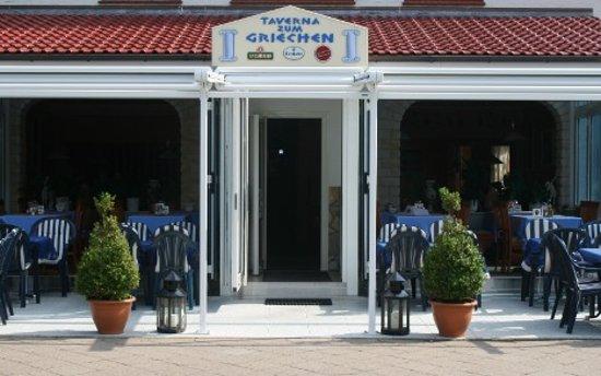 Wedel, Германия: Taverna -Zum Griechen-