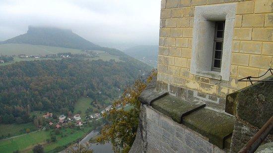 Koenigstein, Tyskland: vue panoramique