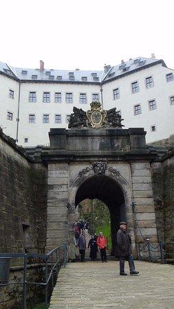 Koenigstein, Tyskland: la porte d'entrée