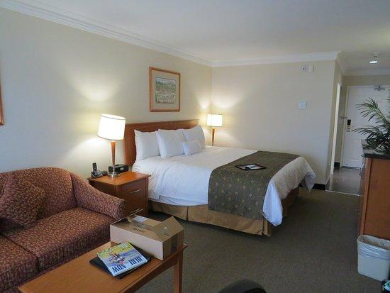 Best Western Plus Kelowna Hotel & Suites: Room 265