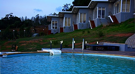 Picture of glyngarth resorts ooty - Best hotels in ooty with swimming pool ...