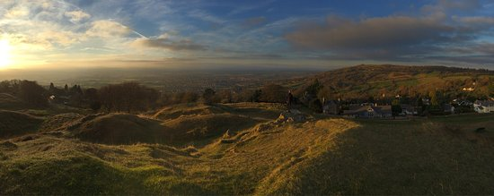 Cleeve Hill, UK: photo0.jpg