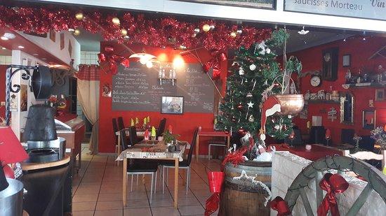 Lure, France: Restaurant La Fondante du Terroir