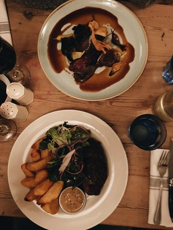Tillington, UK: Mains