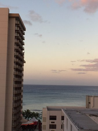 Hyatt Place Waikiki Beach: 12th floor ocean view